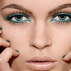 Makeup for Green Eyes - Fashion Central