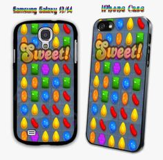 candy crush  game design for iPhone 4/4s/5/5s/5c, Samsung Galaxy s3/s4 case