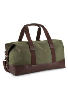 Buy the Detachable Contrast Strap Holdall from Marks and Spencers range. Mens Tote Bag, Leather Backpack For Men, Leather Duffle Bag, Mens Travel Bag, Canvas Duffle Bag, Duffel Bag, Mens Luggage, Luggage Bags, Sac Week End