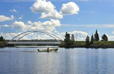 Riuttasalmen silta, Karstulan seutu    Riuttasalmi's bridge, Karstula region    http://www.turisti-info.fi/n%C3%A4ht%C3%A4vyydet/riuttasalmen-silta/1524/  http://www.facebook.com/MatkaMaalle  http://www.keskisuomi.net/  http://www.centralfinland.net/