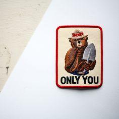 Only You patch, FOLK