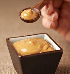 Confiture de lait rapide - Ôdélices : Recettes de cuisine faciles et originales ! Compote Recipe, Ganache, Sorbet, Smoothies, Bakery, Brunch, Dessert Recipes, Pudding, Homemade