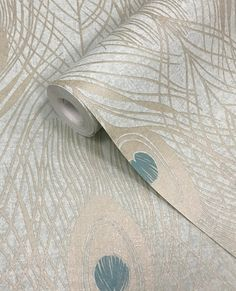 Loving peacock feather prints at the moment. 🦚 If you love them too, our A.S Creation Peacock Feather Wallpaper in Grey is just for you. - #homedesigninspiration #homedesigns #interiordesigntrends #wallpaperdecor #wallpaperdesign #wallpaperinspo Luxury Wallpaper, Wallpaper Decor, Designer Wallpaper, Pattern Wallpaper, Feather Design, Feather Print, Feather Wallpaper, Peacock Bird, Inspirational Wallpapers