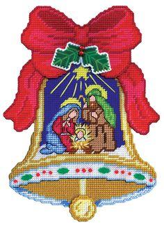 "Mary Maxim Nativity Bell Plastic Canvas Kit FOR SALE • $14.99 • See Photos! Money Back Guarantee. Nativity Bell Plastic Canvas Kit A great kit to add to your Christmas decor. $14.99 Brand: Mary Maxim Length: 11"" (27.94 cm) Width: 16"" (40.64 cm) Height: 16"" (40.64 cm) 262989075165"