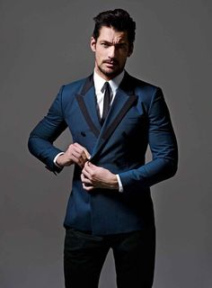 David Gandy by Ram Shergill for GQ Thailand