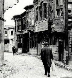 ✿ ❤ Bir Zamanlar İSTANBUL, Samatya (1940'lar) #istanlook #nostalji #birzamanlar