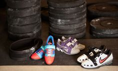 Understanding Olympic Weightlifting Shoes. Again Faster Weightlifting Shoes, #Reebok #CrossFit Oly, Nike Romaleos 2