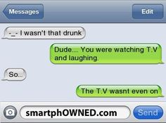 New Funny Texts Messages People Ideas Funny Drunk Text Messages, Funny Drunk Texts, Text Message Fails, Funny Text Memes, Text Jokes, Drunk Humor, Funny Relatable Memes, Funny Quotes, Hilarious Texts