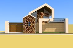 DB VILLA DESIGNED BY ALK FROM OUAGADOUGOU BURKINA FASO