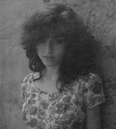 young Madonna portrait