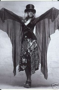 Stevie Nicks.....The original bohemian gypsy