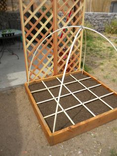 Making a Raised Bed
