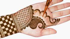 Beautiful easy mehndi designs for hands - simple mehndi designs for front hands step by step - Henna designs hand - Henna Hand Designs, Pretty Henna Designs, Basic Mehndi Designs, Mehndi Designs Finger, Stylish Mehndi Designs, Mehndi Designs For Beginners, Mehndi Designs For Fingers, Latest Mehndi Designs, Mehandi Designs