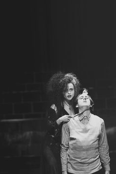 Love Bellatrix Lestrange, no matter how much I shouldn't, I just do.