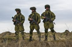 At Opuk, Occupied Crimea - largescale airborne troops drill with Black Sea fleet and 4th army of Airforce and AD
