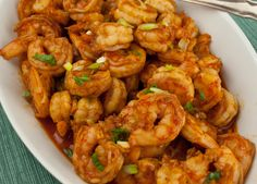 New Orleans Style BBQ Shrimp New Orleans Style Barbecue Shrimp - Once Upon a Chef Fish Recipes, Seafood Recipes, Great Recipes, Favorite Recipes, Yummy Recipes, Chicken Recipes, Dukan Diet Recipes, Cooking Recipes, Sweets
