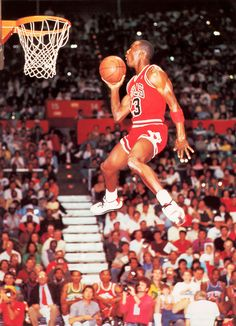 My idol MJ, I wish he was still playing in the NBA. I will love to be in life when he was playing and watch him when he was playing.