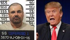 El Chapo Says He Can't Get Fair Trial in US Because of Donald Trump  Jim Hoft Jan 18th, 2016