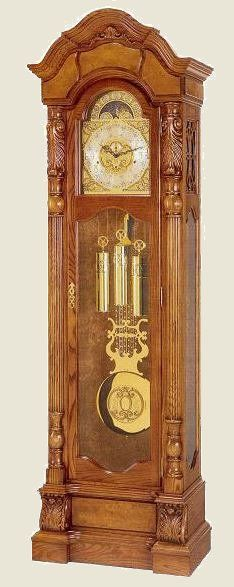 Bulova Grandfather Clocks | grandfather clock G0953 Anstead