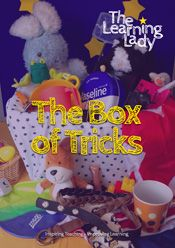 The Box Tricks- The Learning Lady uses real objects to inspire little learners on their first steps into reading and writing.