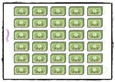 "Sticker ""Stipendio"", paga payday"
