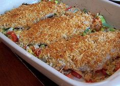 tilapia recipes baked | Baked Tilapia image by Stephanie Gallagher 2010, licensed to About.com ...