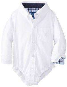 Andy & Evan Baby-Boys Newborn Oxford Shirtzie, White, 6-12 Months Andy & Evan,http://www.amazon.com/dp/B00GIJ53P4/ref=cm_sw_r_pi_dp_N2Cptb0FRPJPC6ZQ