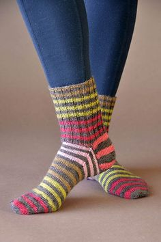 Back+to+Basics+Socks+Pattern