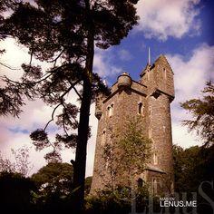 Esta es la torre de #Helen al noreste de #Irlanda. | #Vacaciones #Vacation