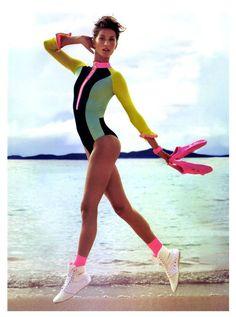 Gisele Vogue Paris. Ódio desse corpo