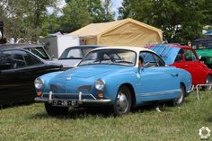 Volkswagen Karmann-Ghia Type 14 au Rétro Meus'Auto 2019 - News d'Anciennes Volkswagen Karmann Ghia, Peugeot, Porsche, Week End, News, Cutaway, Porch