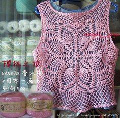 Fabulous Crochet a Little Black Crochet Dress Ideas. Georgeous Crochet a Little Black Crochet Dress Ideas. Moda Crochet, Pull Crochet, Crochet Tunic, Crochet Jacket, Crochet Clothes, Knit Crochet, Crochet Bodycon Dresses, Bikinis Crochet, Pineapple Crochet