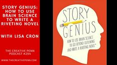 What makes a story memorable? What keeps readers turning the pages? Lisa Cron explains her tips for writing a story that readers love.