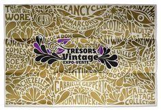 Tresors Vintage Artwork: Supercinq