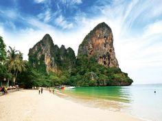 Railay Bay Resort & Spa in Krabi, Thailand.