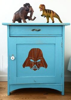 16 Star Wars Crafts That Are Out Of This World   diycandy.com