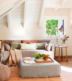 Mudando de um apartamento para uma casa…
