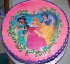 Google Image Princess cake