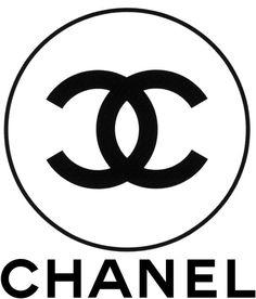 Printable Coco Chanel Logo INSTANT DOWNLOAD, Parfume