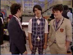 JONAS season 1 bloopers  really really funny