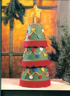 Kinder-kerst knutsel