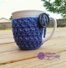 Coffee Mug Cozy  Ma
