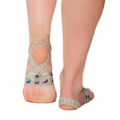 The ORIGINAL X Brace for Foot Pain - All Day Treatment for Plantar Fasciitis, Sever's Disease & Heel Pain with Gentle Arch Support.