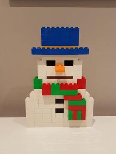 Construction Toys of the Year Lego Club, Lego Christmas Ornaments, Kids Christmas, Lego Minecraft, Manual Lego, Legos, Carl Y Ellie, Construction Lego, Lego Challenge