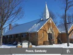 Peace Lutheran Church and Preschool in Sandusky, Michigan #LCMS