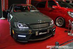 Toyota Altezza Gita Lexus IS Sportcross (via @Speedhunters . )