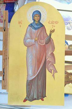 Byzantine Icons, Byzantine Art, Religious Icons, Religious Art, Church Icon, Godly Man, Holy Family, Orthodox Icons, Christianity