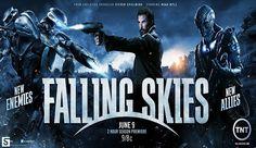 Falling Skies – 3ª Temporada – HDTV 720p Reenc x264 (+/- 300Mb) ~ The Supreme Download