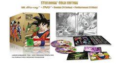 [Angebot]  Dragonball Z  Kampf der Götter  Steelbook [Blu-ray] für 2497