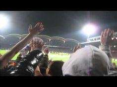 FOOTBALL -  OL-Tottenham Hotspurs 1-1 - 21/02/2013 - Virage Sud Lyon - UEFA Europa League - http://lefootball.fr/ol-tottenham-hotspurs-1-1-21022013-virage-sud-lyon-uefa-europa-league/